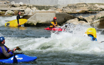 Surf the Boise River