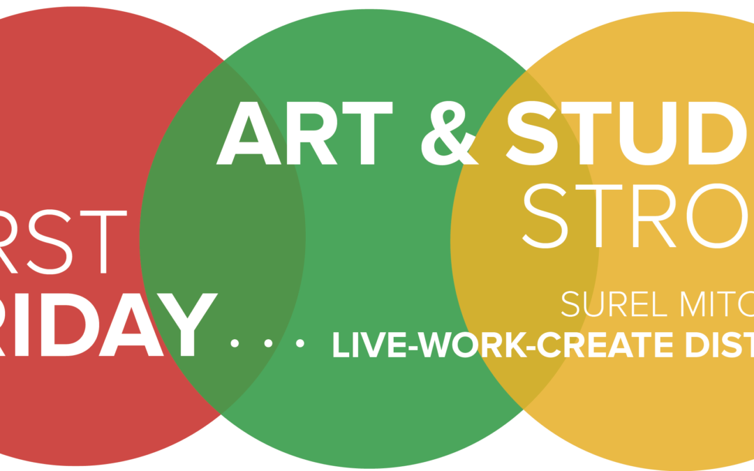 First Friday Art & Studio Stroll