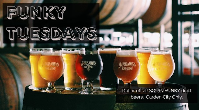 Funky Tuesdays