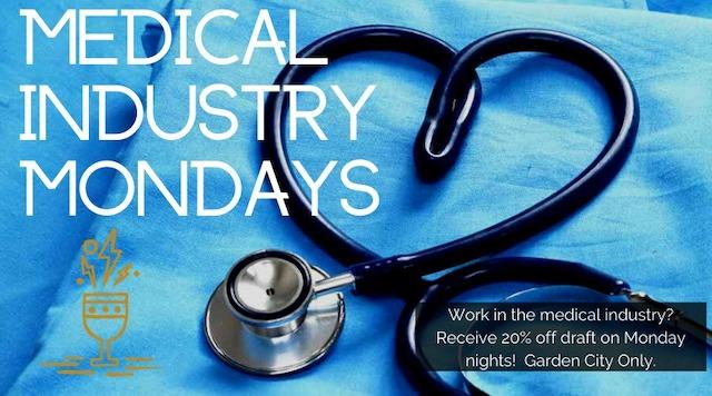 Medical Industry Mondays